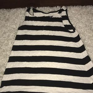 Women's Gap Striped tank top